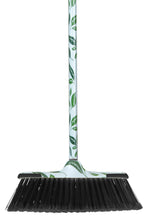 Load image into Gallery viewer, Leaf Design Broom with Dustpan set