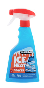 Windshield De-icer Spray