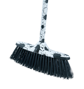 Splash Design Broom with Dustpan set