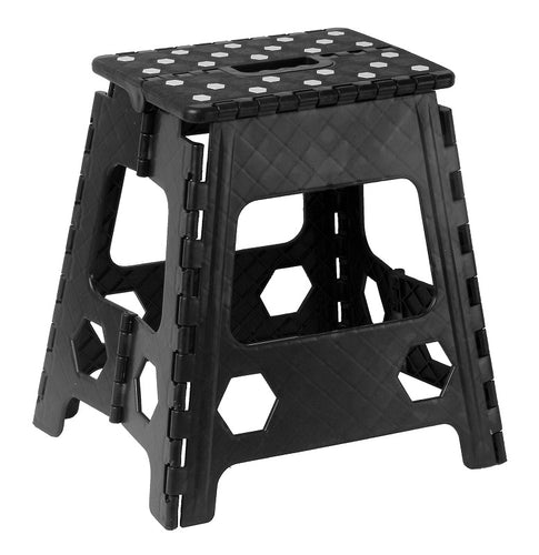 Folding Step Stool with Anti-Slip Surface 15