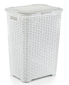 Laundry Hamper Wicker Style