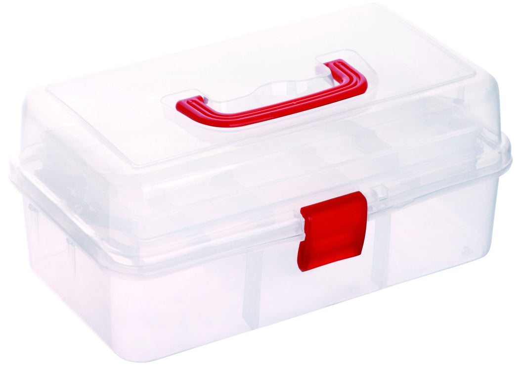 Sewing Box (Clear)