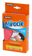 Load image into Gallery viewer, Miracle Scrubbing Sponge Ultra Microfiber