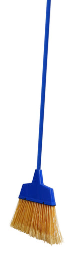 Angle Broom, with Metal Handle (large)