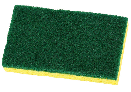 Scrub Sponge Heavy Duty Cellulose (12 X 7 X 2 cm -1 pack)