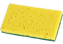 Load image into Gallery viewer, Scrub Sponge Heavy Duty Cellulose (12 X 7 X 2 cm -1 pack)