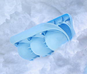 Triple Snow Ball Maker