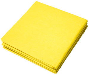 Shammy Cloth, 3-Pack (Yellow)