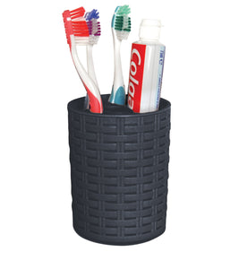 Toothbrush and Toothpaste Holder