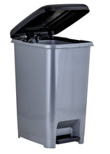 Load image into Gallery viewer, Slim Pedal Trash Can, 64 Qt.