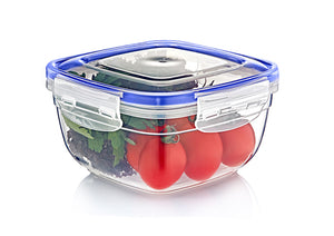 Sealed Square 4 Quart Container