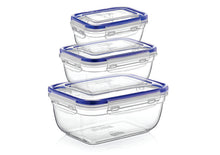 Load image into Gallery viewer, Sealed Rectangular Container (2.50 Qt.)