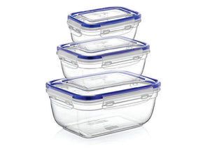 Sealed Rectangular Container (2.50 Qt.)