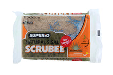 Load image into Gallery viewer, Natural Sisal Scrub Sponge