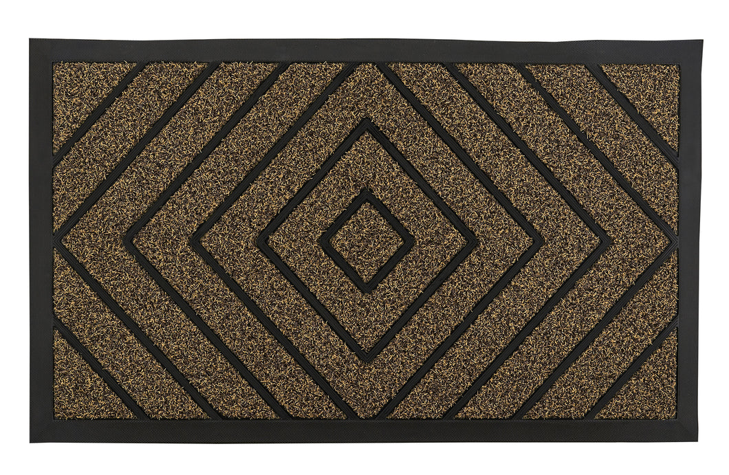 Diamond Coir Doormat