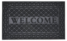 Load image into Gallery viewer, Lattice Coir Welcome Doormat