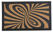 Load image into Gallery viewer, Abstract Coir Doormat