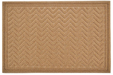 Load image into Gallery viewer, Chevron Coir Doormat