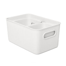 Load image into Gallery viewer, Acanalada Storage Bin Set of 3