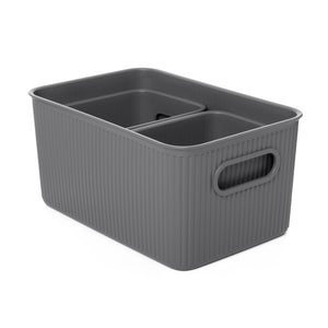 Acanalada Storage Bin Set of 3