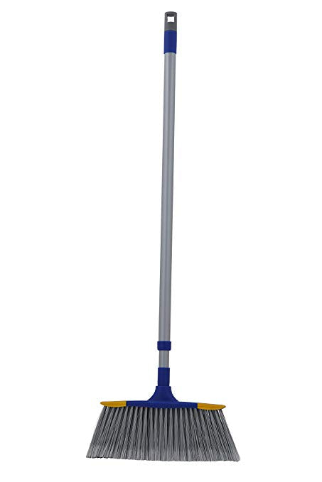 Slim Angle Broom With Extendable Handle 53