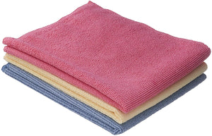 Ultra Microfiber Miracle Cloth - 3 Pack