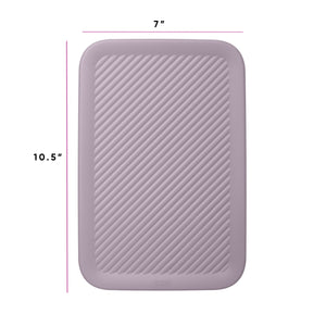Lid for Lilac Ribbed Basket (5 Liter)