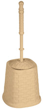 Load image into Gallery viewer, Toilet Bowl Brush, Wicker Style
