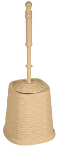 Toilet Bowl Brush, Wicker Style