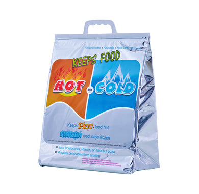Hot and Cold Reusable Insulated Bags