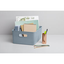 Load image into Gallery viewer, Ancalada Storage Bin 15 Liter Blue