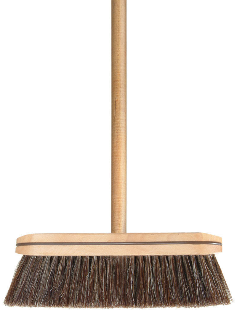 Horsehair Broom, with 48