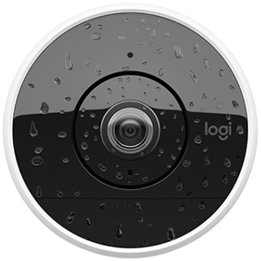 Camara de seguridad logitech circle 2 full hd wifi sin cable Disponible en 7 días bajo pedido