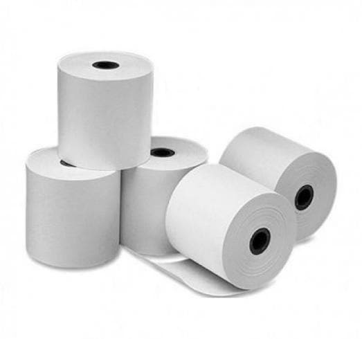 ROLLOS DE PAPEL EUROCALCO 76,5X65MM 2 copias