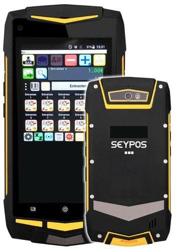 PDA Android Seypos Z20