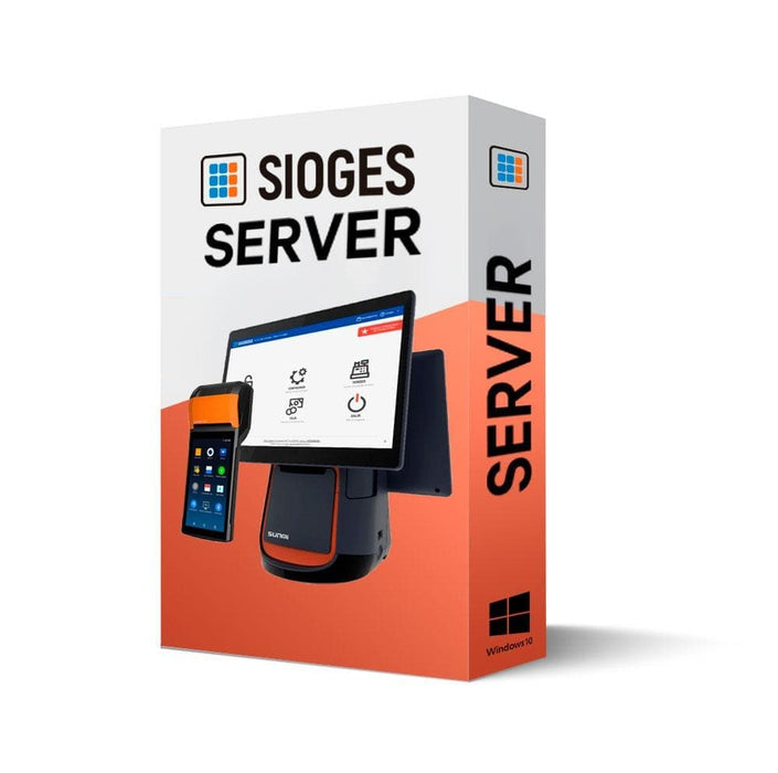 Software sioges server