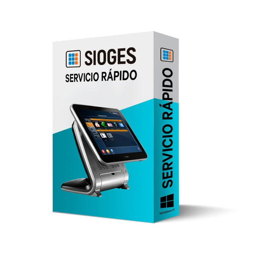 Software sioges servicio rápido