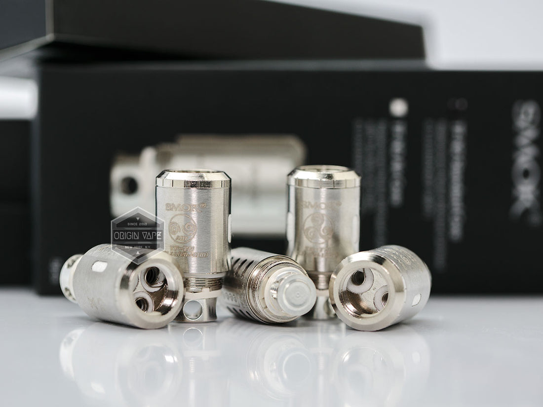 Smok TFV4 Tank Coils – Which one do I need?