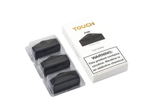 Asvape Touch Replacement Pod 3-Pack
