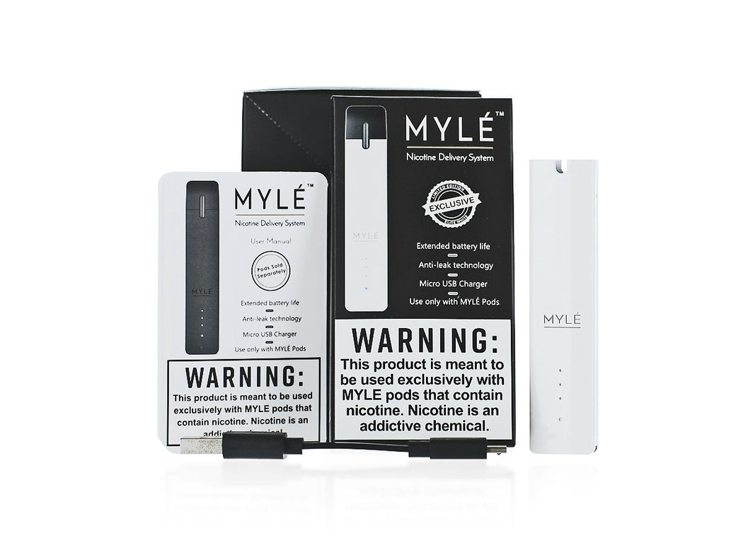 MYLE Pod Mod Battery Kit