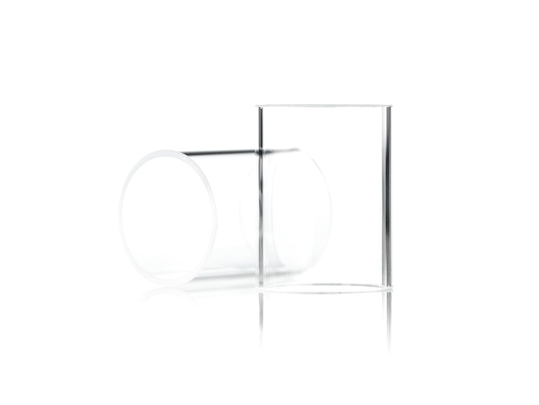 Kayfun 5 Squared Replacement Glass by Svoe Mesto