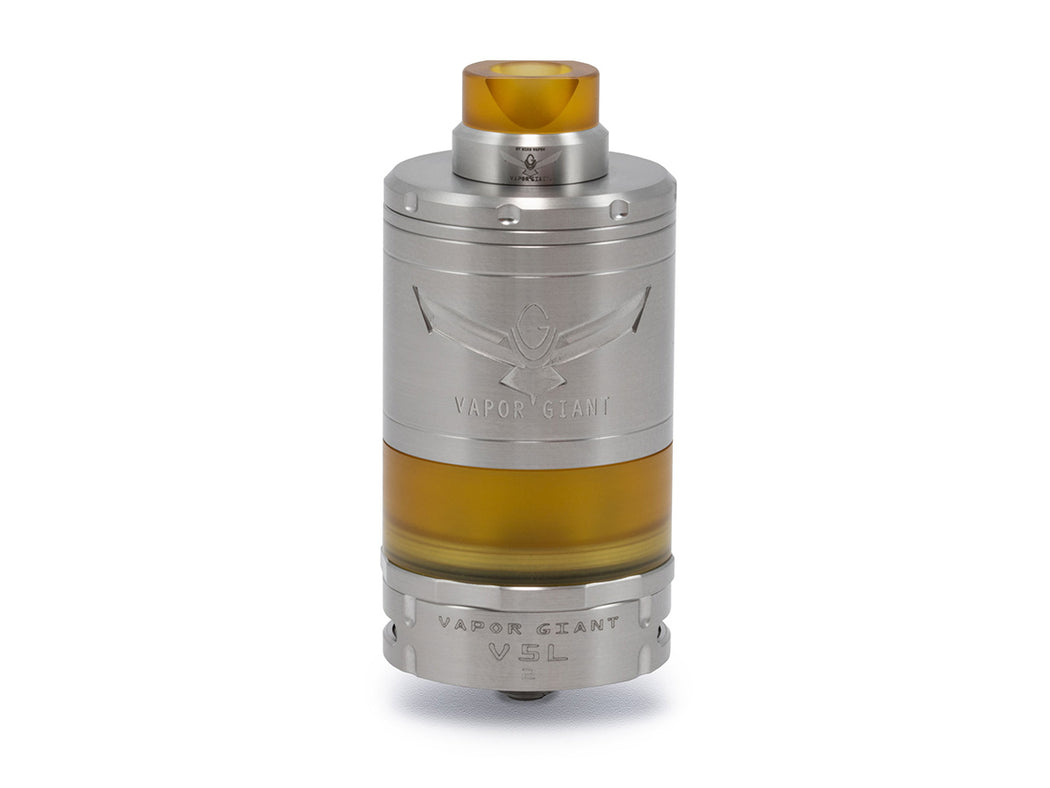Vapor Giant V5L and V5XL RTA