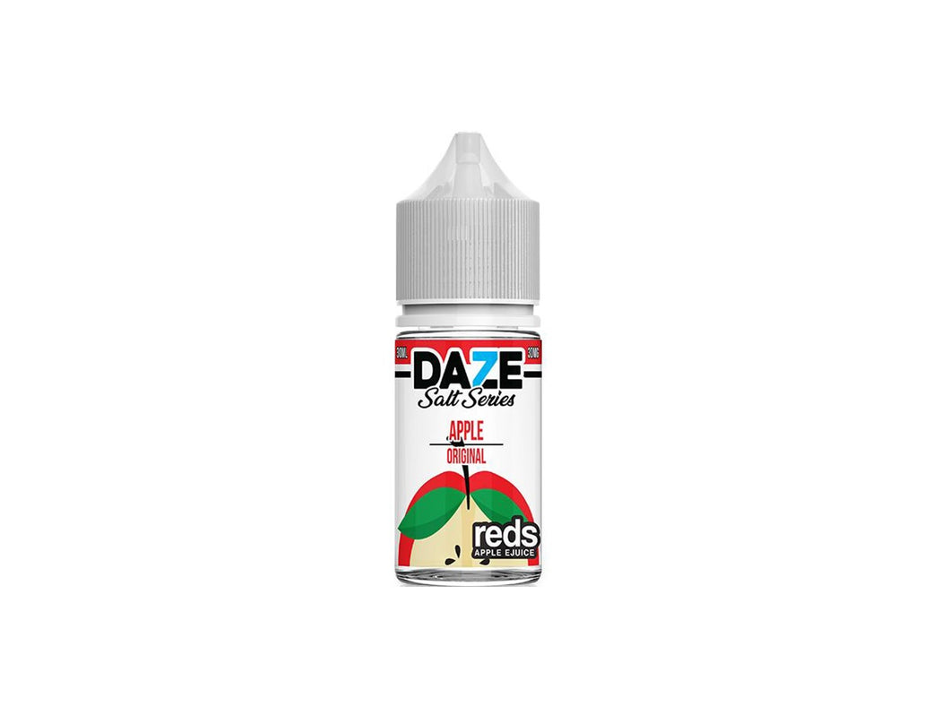 7 Daze Red's Apple Salts