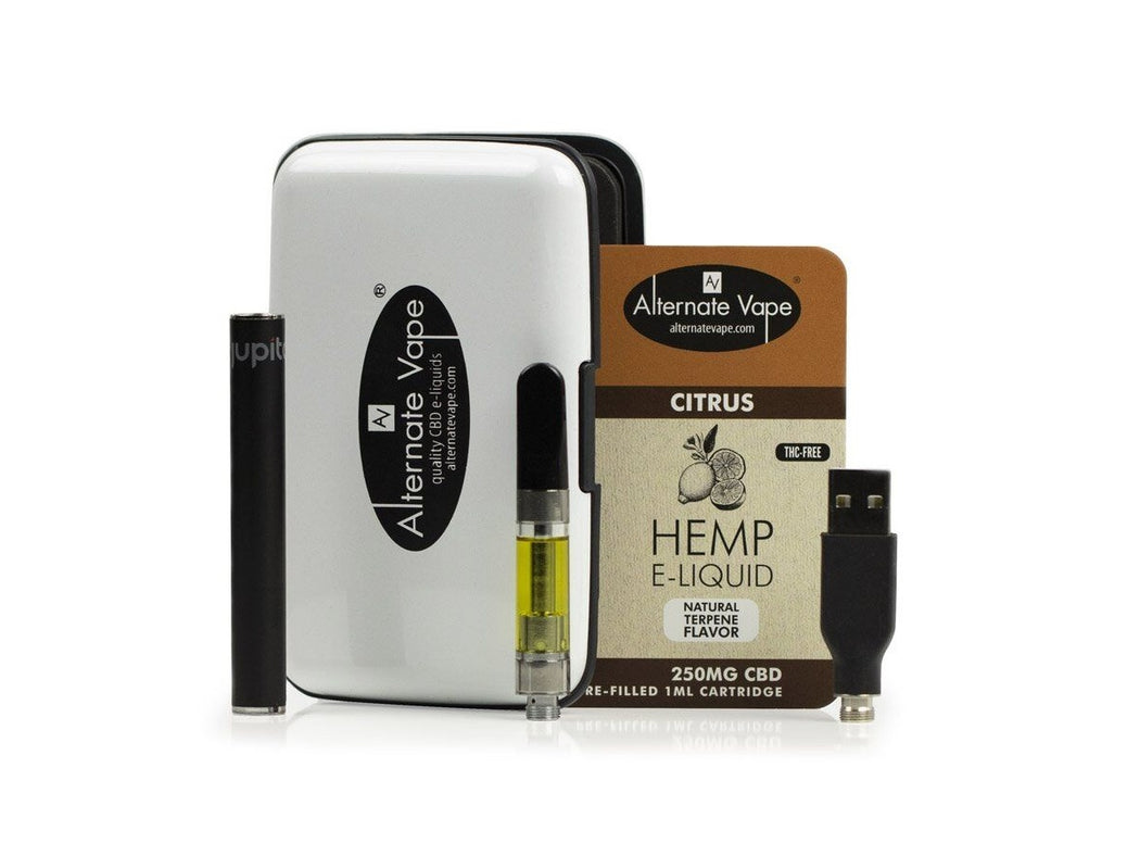 Alternate Vape CBD Cartridge - 250MG