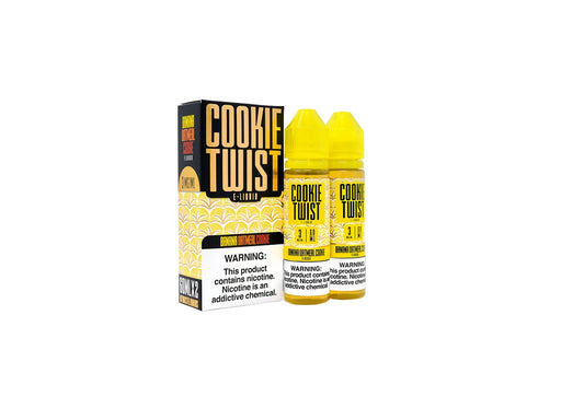 Cookie Twist Banana Oatmeal E-Liquid