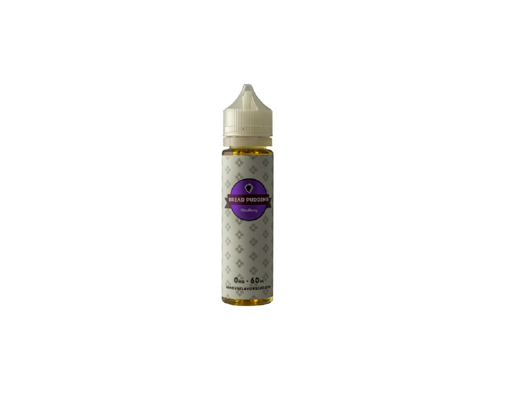 Famous Flavors Blackberry Bread Pudding E-Liquid