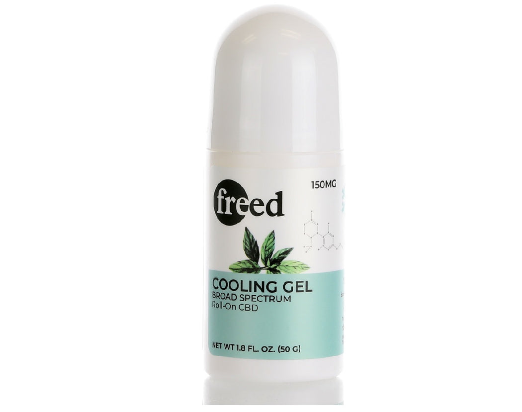 Freed CBD Roll-On Gel
