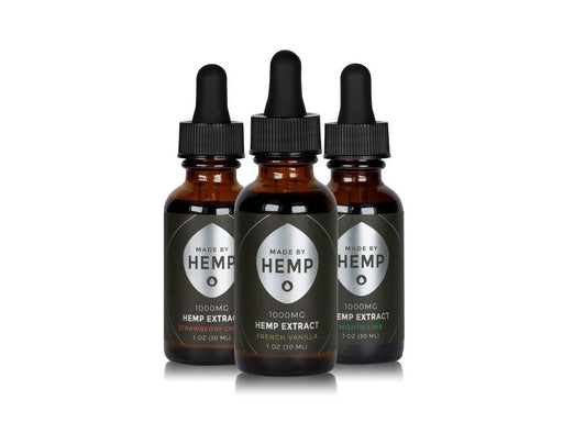 Made By Hemp CBD Extract - 1000MG