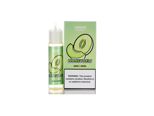 Orgnx Honeydew E-Liquid