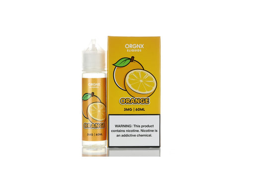 Orgnx Orange E-Liquid